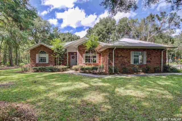 4820 SW 10th Street, Bell, FL 32619 (MLS #408939) :: Thomas Group Realty