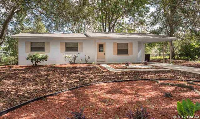 3313 NE 11TH Terrace, Gainesville, FL 32609 (MLS #409021) :: Bosshardt Realty