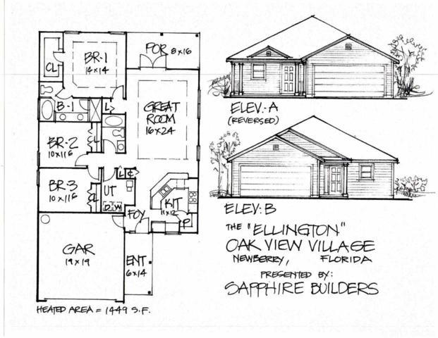 25116 SW 7th Lane, Newberry, FL 32669 (MLS #409047) :: Thomas Group Realty
