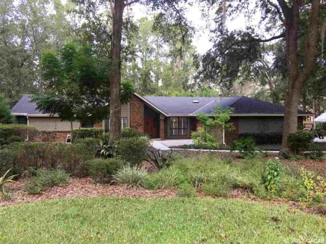 32 NW 101st Court, Gainesville, FL 32607 (MLS #409054) :: Thomas Group Realty