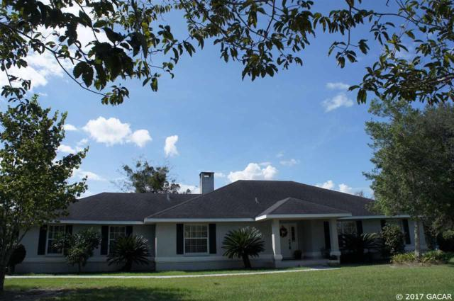 14822 NW State Road 45, High Springs, FL 32643 (MLS #409098) :: Thomas Group Realty