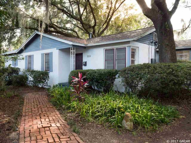 1004 NE 9th Street, Gainesville, FL 32601 (MLS #409100) :: Bosshardt Realty