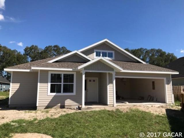 16559 NW 193RD Terrace, High Springs, FL 32643 (MLS #409141) :: Thomas Group Realty