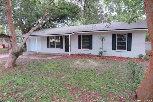 17355 NW 240TH Terrace, High Springs, FL 32643 (MLS #409183) :: Pepine Realty
