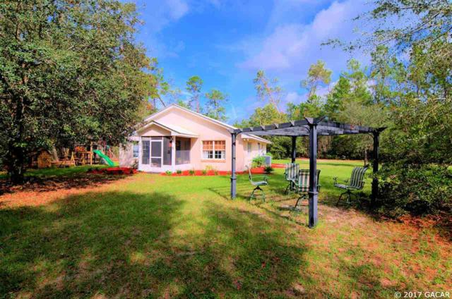 126 Tortoise Trail, Hawthorne, FL 32640 (MLS #409188) :: Thomas Group Realty