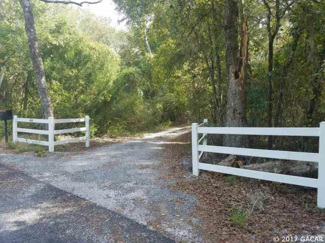 20131 NW 218th, High Springs, FL 32643 (MLS #409208) :: Pepine Realty