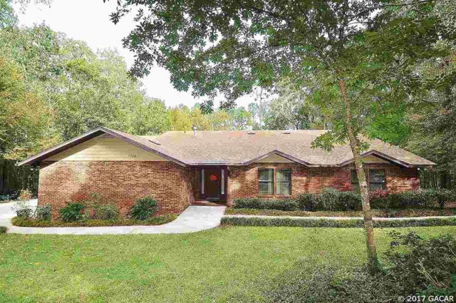 7704 NW 44th Place, Gainesville, FL 32606 (MLS #409217) :: Bosshardt Realty
