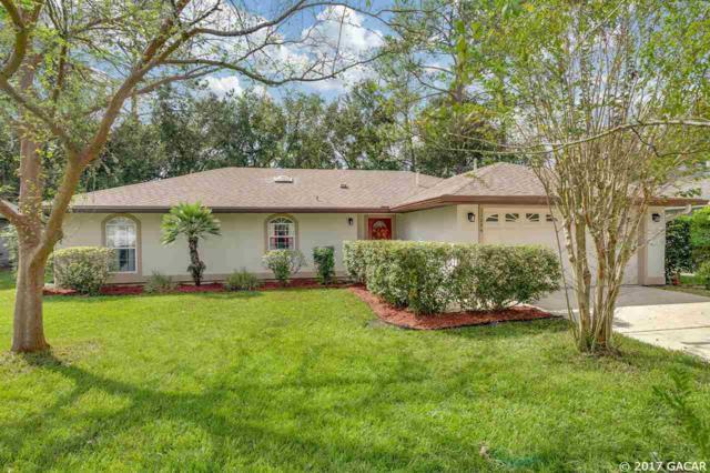11054 NW 61ST Terrace, Alachua, FL 32615 (MLS #409225) :: Pepine Realty