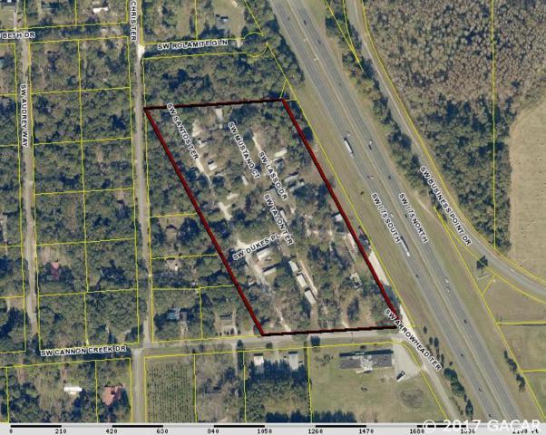 215 SW Cannon Creek Drive, Lake City, FL 32024 (MLS #409275) :: Thomas Group Realty