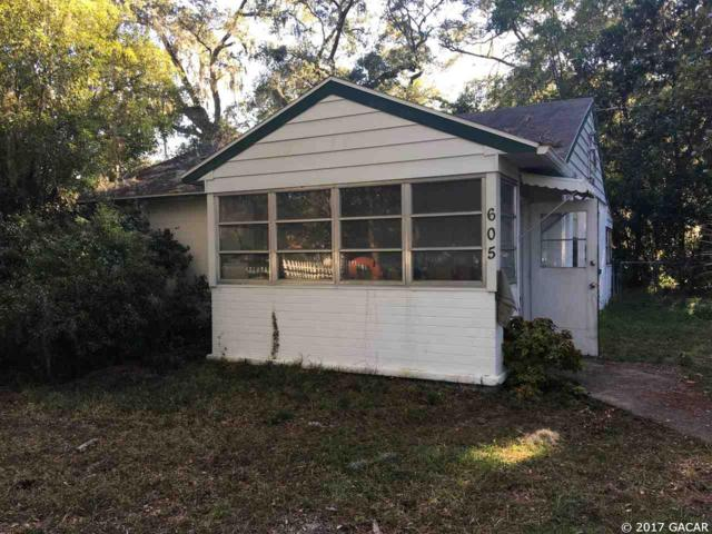 605 NW 31st Place, Gainesville, FL 32609 (MLS #409755) :: OurTown Group
