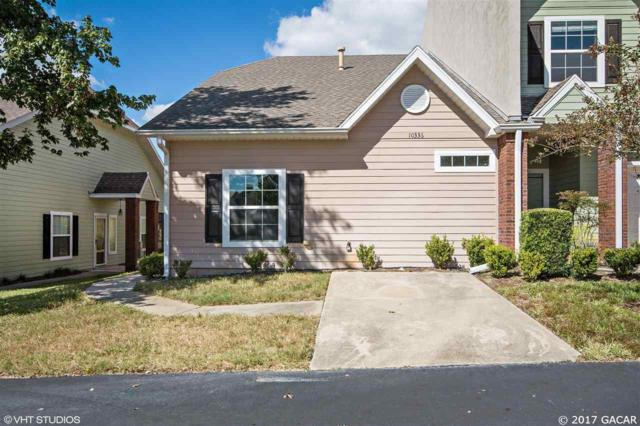 10336 NW 28TH Place, Gainesville, FL 32606 (MLS #409818) :: Thomas Group Realty