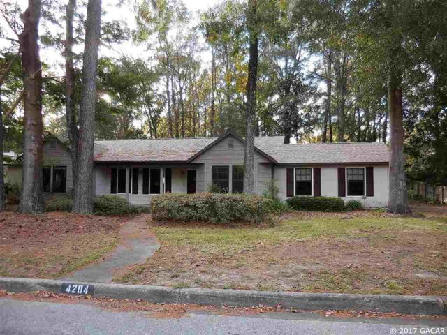 4204 NW 66th Terrace, Gainesville, FL 32606 (MLS #409836) :: Thomas Group Realty