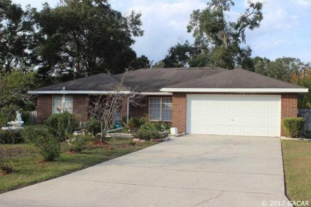 25220 SW 19TH Avenue, Newberry, FL 32669 (MLS #409902) :: Bosshardt Realty