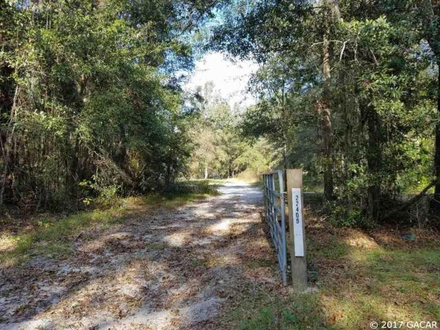 22409 NW 215th Terrace, High Springs, FL 32643 (MLS #409917) :: Thomas Group Realty