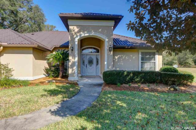 18714 NW 78TH Avenue, Alachua, FL 32615 (MLS #409955) :: Thomas Group Realty