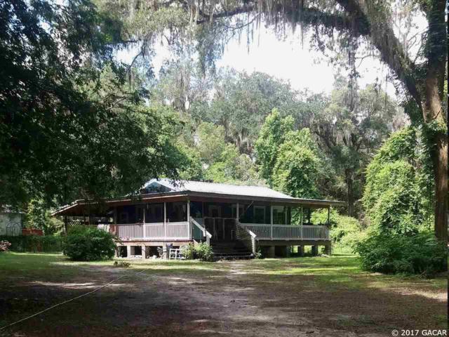 5810 SE 156TH Terrace, Hawthorne, FL 32640 (MLS #409968) :: Thomas Group Realty