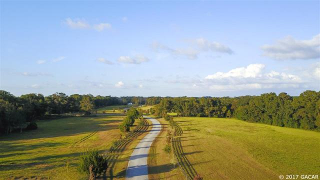 Lot 17 9780 NW 208th Terrace, Alachua, FL 32615 (MLS #409987) :: Thomas Group Realty