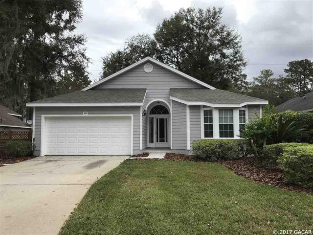 943 NW 122ND Terrace, Newberry, FL 32669 (MLS #410035) :: Thomas Group Realty