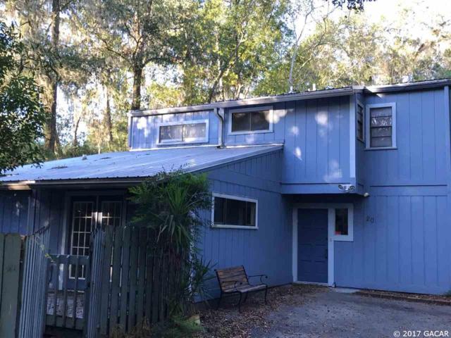 20 NW 24 Street, Gainesville, FL 32607 (MLS #410040) :: Bosshardt Realty
