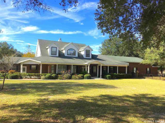 25108 NW 68th Lane, High Springs, FL 32643 (MLS #410058) :: Bosshardt Realty