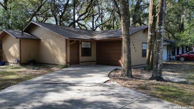 1963 NW 31ST Avenue, Gainesville, FL 32605 (MLS #410108) :: Bosshardt Realty