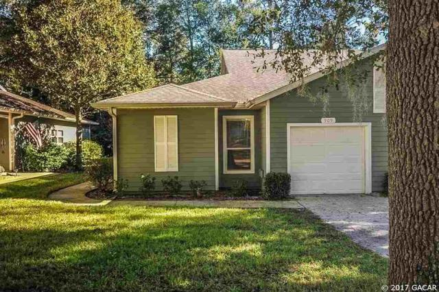 909 NW 124th Drive, Newberry, FL 32669 (MLS #410155) :: Bosshardt Realty