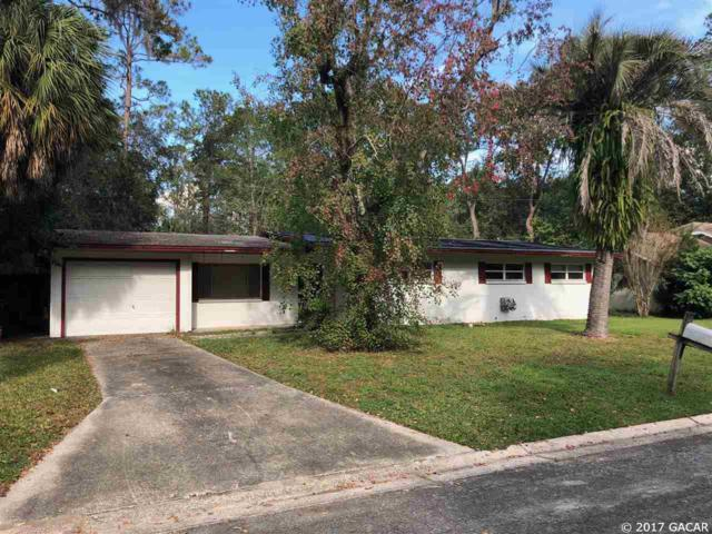4114 NW 18th Place, Gainesville, FL 32605 (MLS #410226) :: Thomas Group Realty