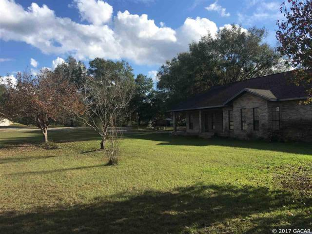 25113 NW 148TH Place, High Springs, FL 32643 (MLS #410266) :: Pepine Realty