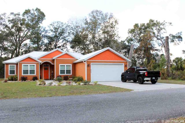 9049 Dorie Drive, Fanning Springs, FL 32693 (MLS #410276) :: Bosshardt Realty