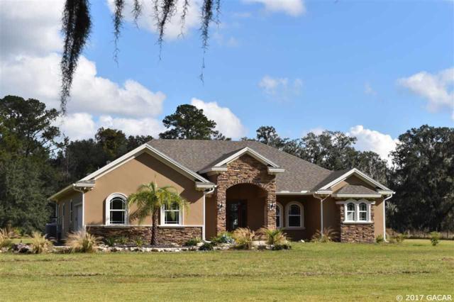 18155 NW 150th Avenue, Williston, FL 32696 (MLS #410277) :: Thomas Group Realty