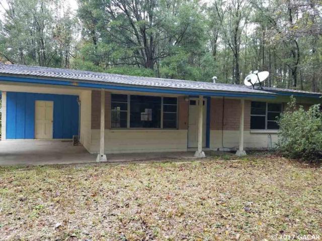 22017 NW 188th Street, High Springs, FL 32643 (MLS #410305) :: Pepine Realty