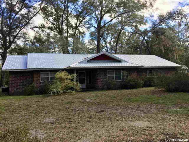 14127 SW Archer Lane, Archer, FL 32618 (MLS #410350) :: Thomas Group Realty