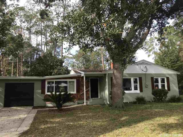 1716 NE 8th Street, Gainesville, FL 32609 (MLS #410355) :: Thomas Group Realty