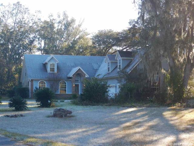 921 SW 170TH Street, Newberry, FL 32669 (MLS #410360) :: Florida Homes Realty & Mortgage
