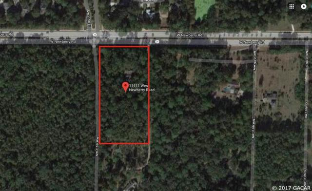 11411 W Newberry Road, Gainesville, FL 32606 (MLS #410433) :: Florida Homes Realty & Mortgage