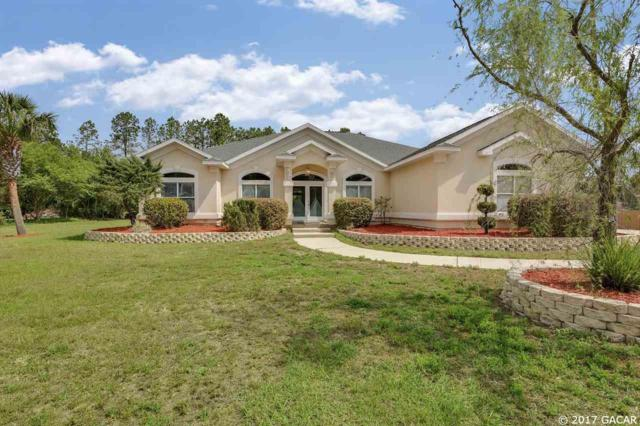 12316 SW 11th Avenue, Newberry, FL 32669 (MLS #410447) :: Florida Homes Realty & Mortgage