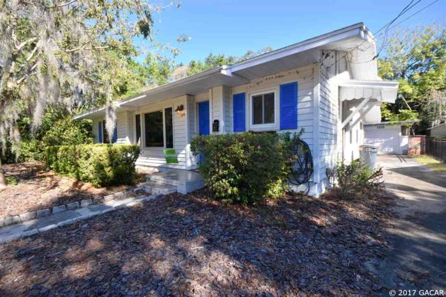 1025 NE 5th Street, Gainesville, FL 32601 (MLS #410483) :: Thomas Group Realty