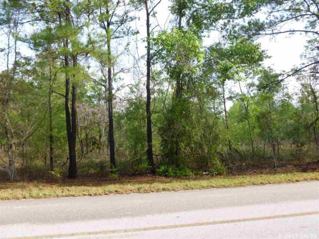 8451 NE 108 Lane, Bronson, FL 32621 (MLS #410554) :: Bosshardt Realty