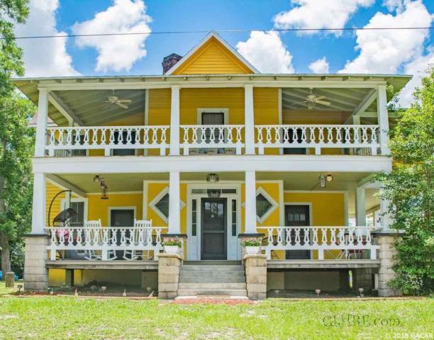 288 SW Ellis Street, Ft. White, FL 32038 (MLS #410796) :: Bosshardt Realty