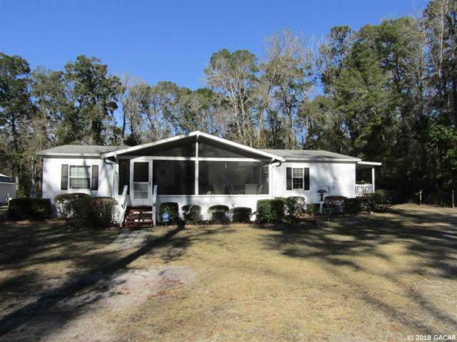 2908 NE 272nd Avenue, Old Town, FL 32680 (MLS #410933) :: Florida Homes Realty & Mortgage