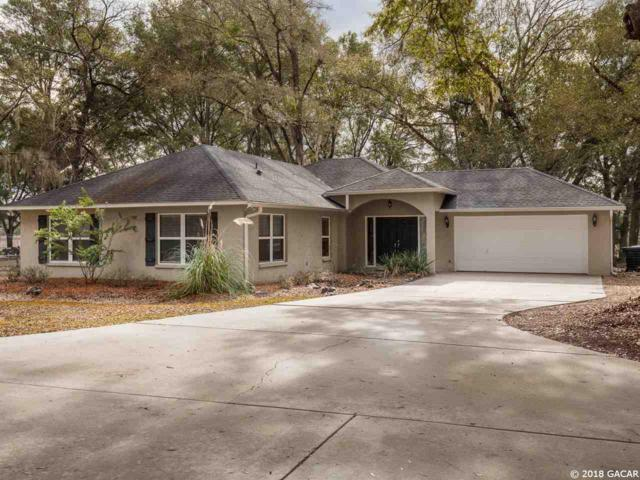 25681 NW 168th Place, High Springs, FL 32643 (MLS #410991) :: Thomas Group Realty