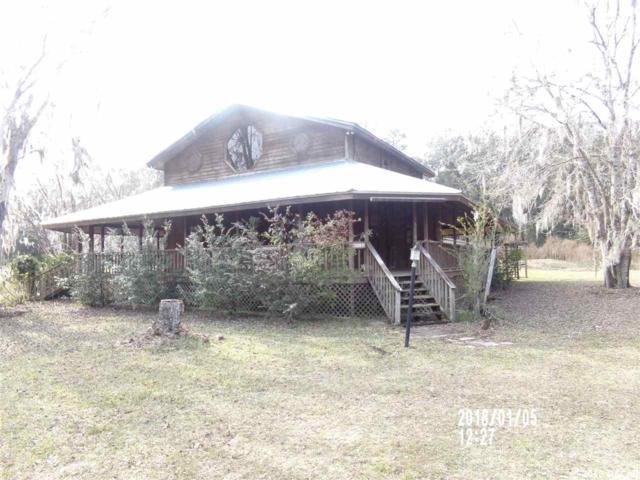 9526 SW 136 Street, Starke, FL 32091 (MLS #411097) :: Florida Homes Realty & Mortgage