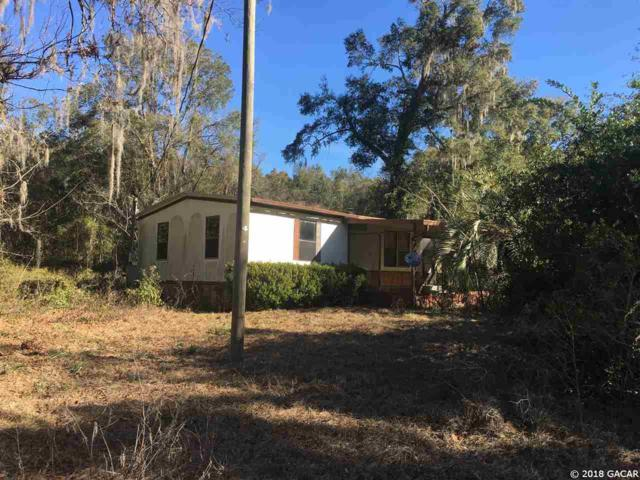 4320 SE 20 Street, Trenton, FL 32693 (MLS #411113) :: Thomas Group Realty