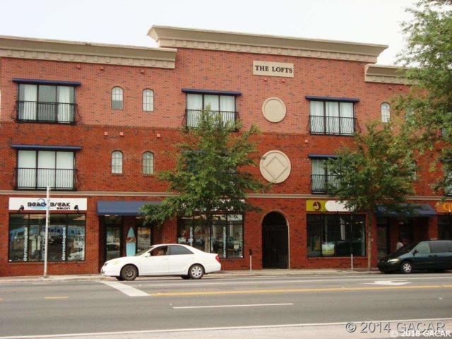 20 SW 6TH Street #108, Gainesville, FL 32601 (MLS #411225) :: Bosshardt Realty