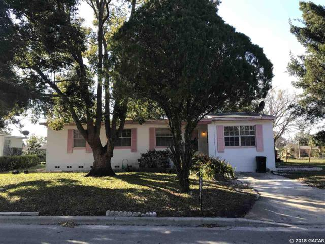 1008 NE 23rd Street, Gainesville, FL 32641 (MLS #411320) :: Thomas Group Realty