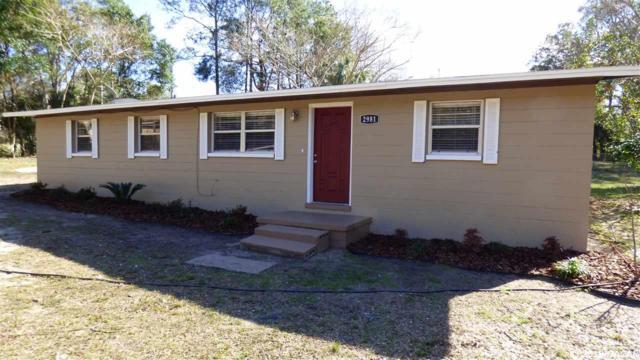 2981 SE 18TH Avenue, Gainesville, FL 32641 (MLS #411351) :: Bosshardt Realty