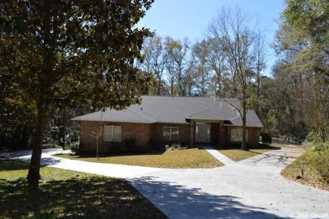 1102 NW 58 Terrace, Gainesville, FL 32605 (MLS #411455) :: Florida Homes Realty & Mortgage
