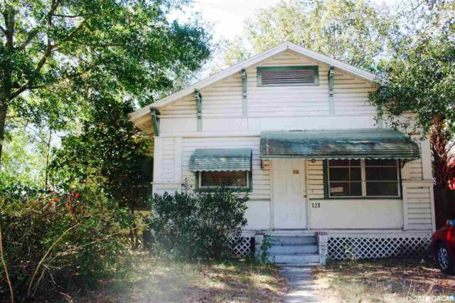528 SE 15TH Street, Gainesville, FL 32641 (MLS #411465) :: Thomas Group Realty