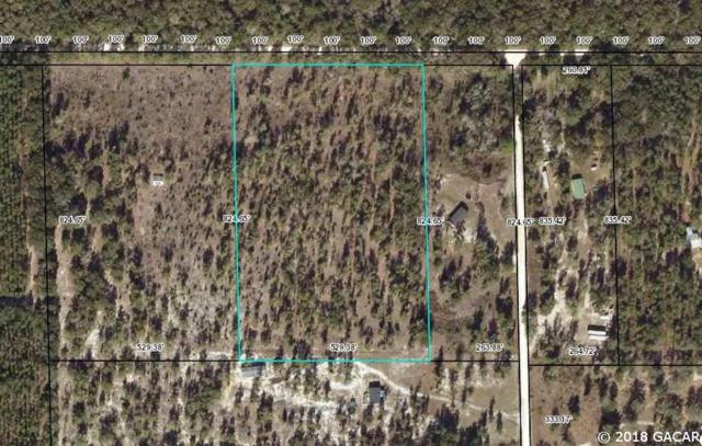10 ACRES NW 35th Street, Bell, FL 32619 (MLS #411506) :: Rabell Realty Group