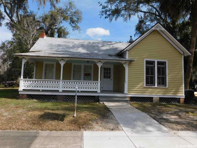 101 NE 7th Street, Gainesville, FL 32601 (MLS #411525) :: Bosshardt Realty
